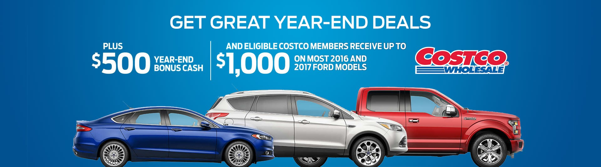 Bayfield Ford Year End Sale