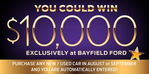 Bayfield Ford Exclusive Event