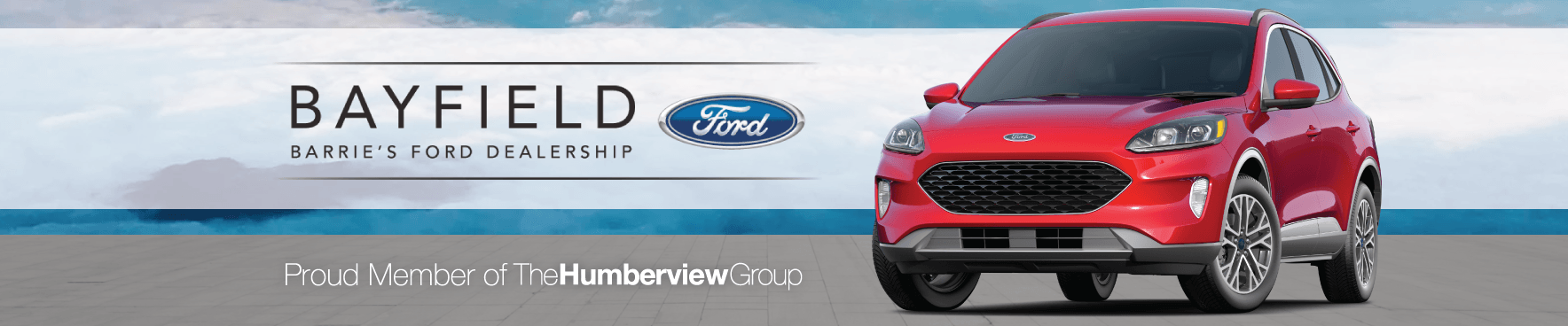 Bayfield Ford- Barrie's Ford Dealership