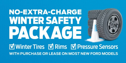 No-Extra-Charge Winter Safety Package