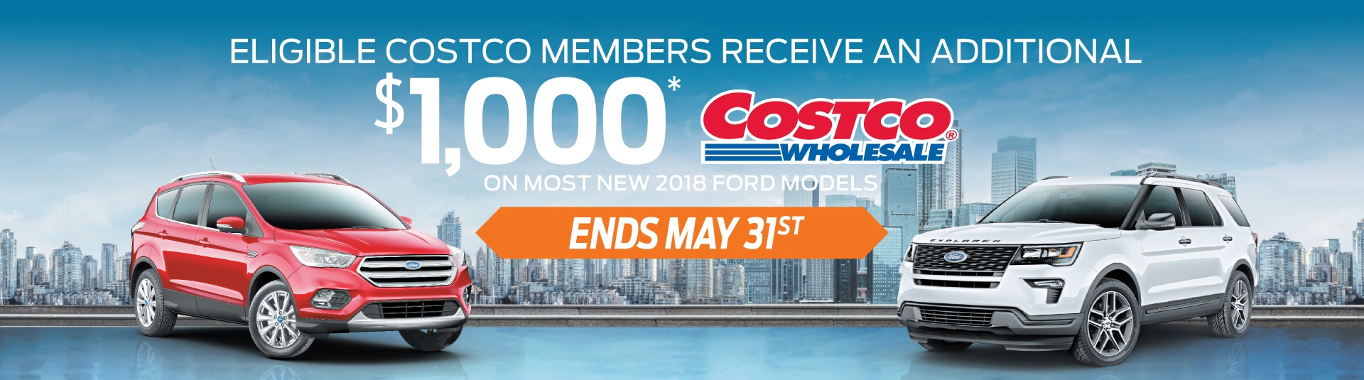 Ford May Promotion