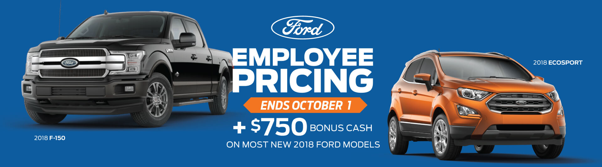 Ford Employee Pricing Offers