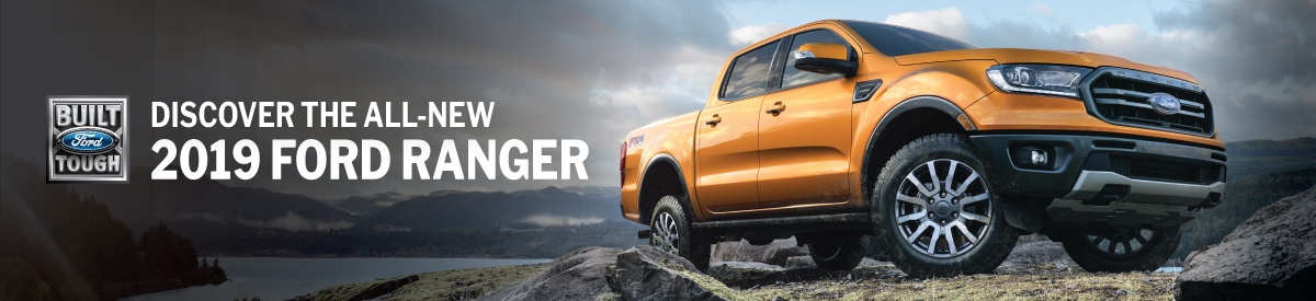 2019 ford ranger in barrie