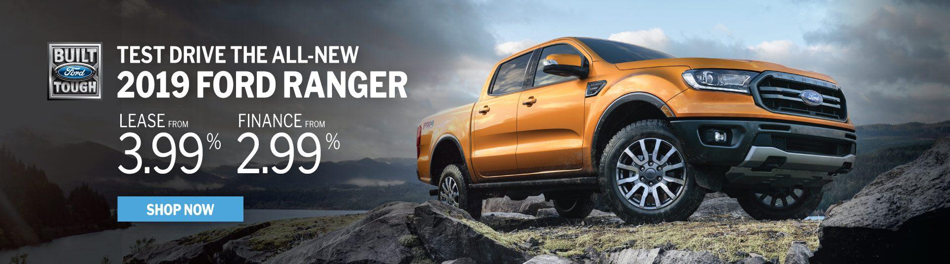 2019 Ford Ranger in Barrie