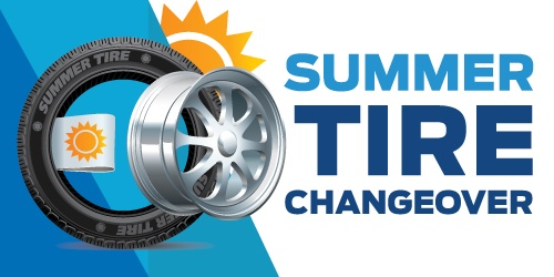 Summer Tire Changeover