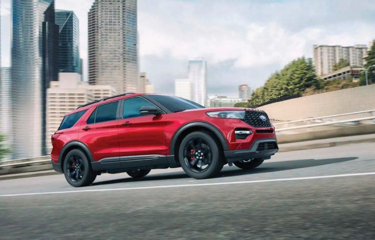 2020 Ford Explorer In Barrie Bayfield Ford