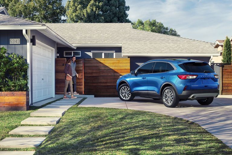 2020 Ford Escape In Barrie