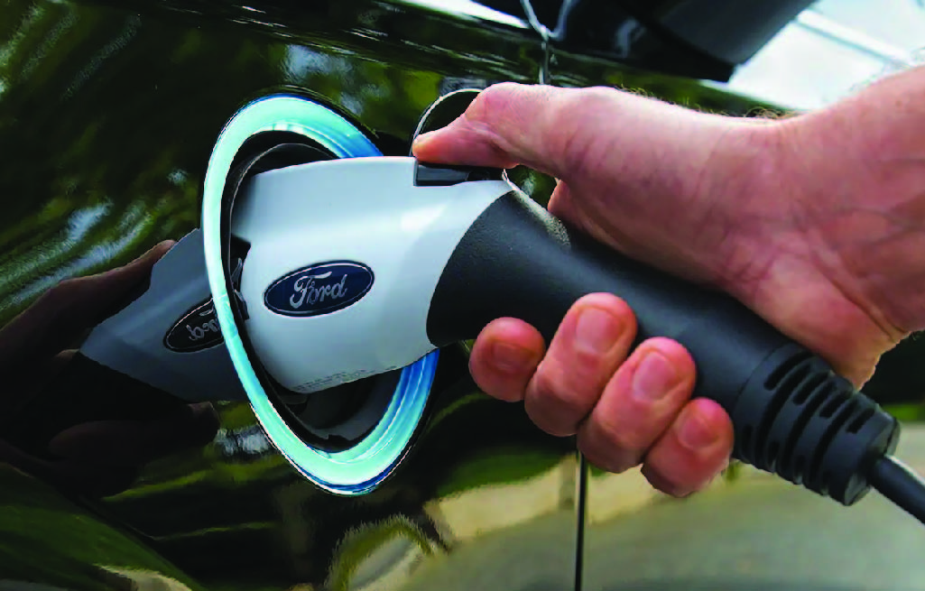 ford electric vehicles 2020