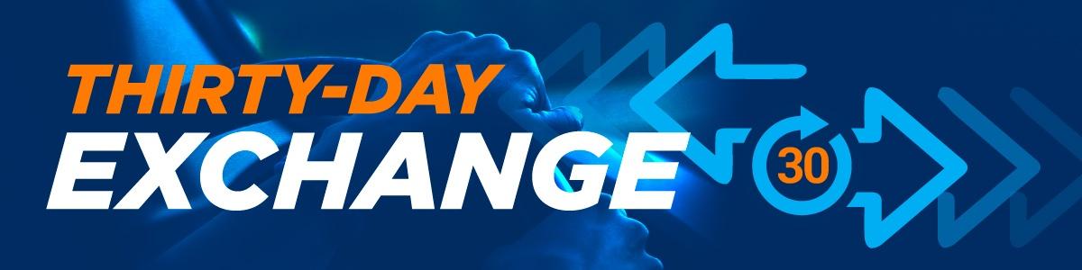 30 Day Vehicle Exchange