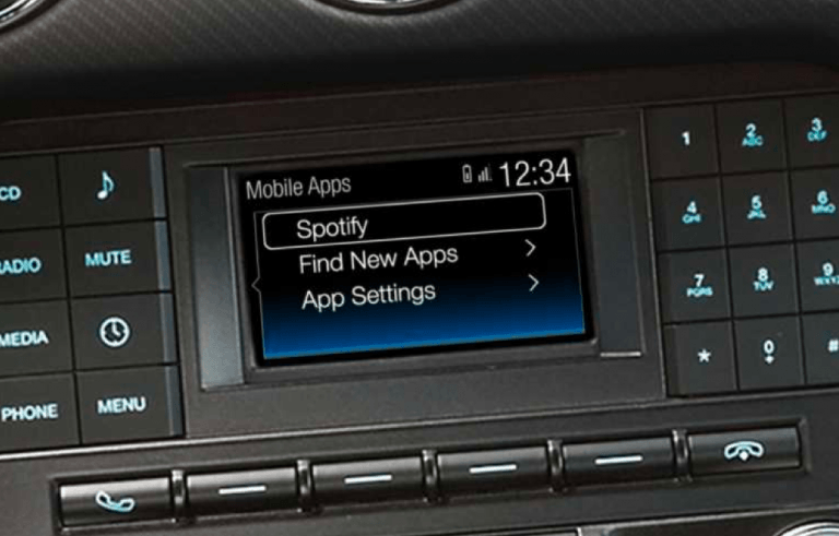 Discover Ford SYNC and SYNC 3 Technology