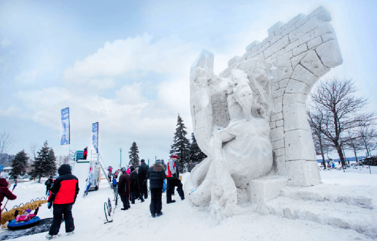 Community Events in Barrie This Winter