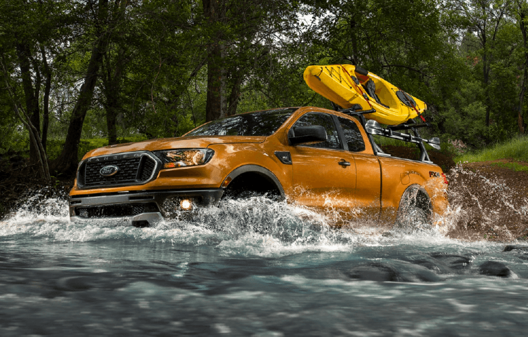 What You Need to Know About the All-New 2019 Ford Ranger