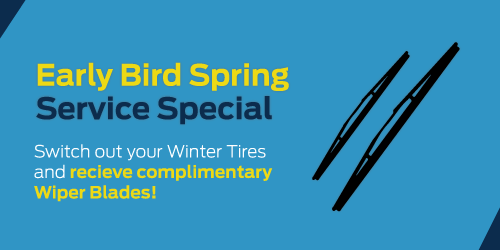 Early Bird Winter Tire Switch
