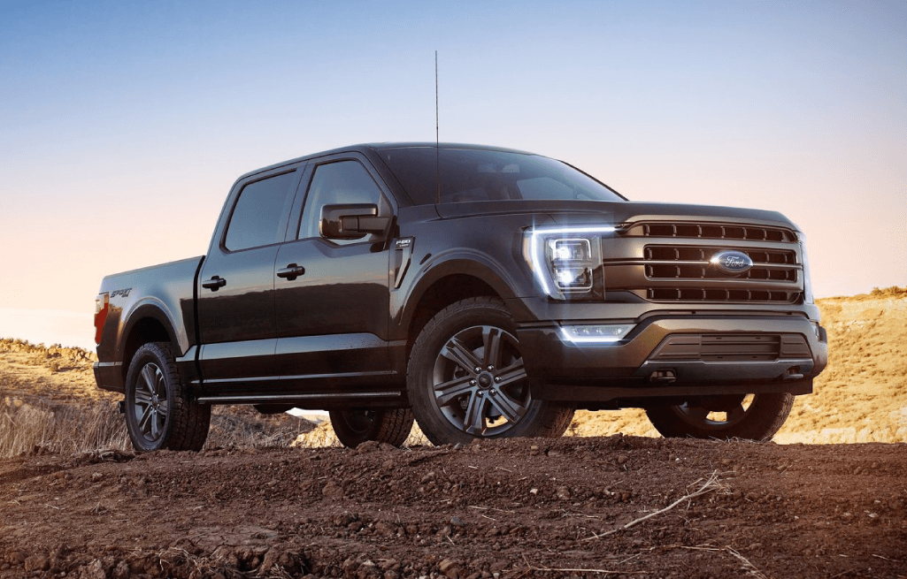 Get Excited About the All-New 2021 Ford F-150
