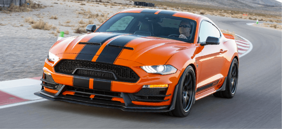 Bayfield Ford Carroll Shelby Signature Edition