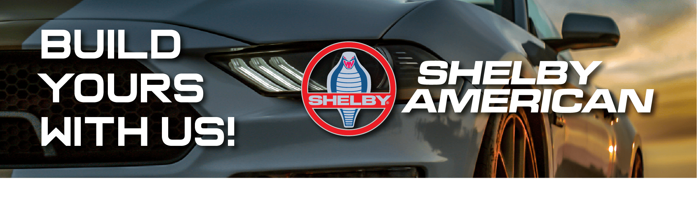 Get your Shelby Mustang at Bayfield Ford!