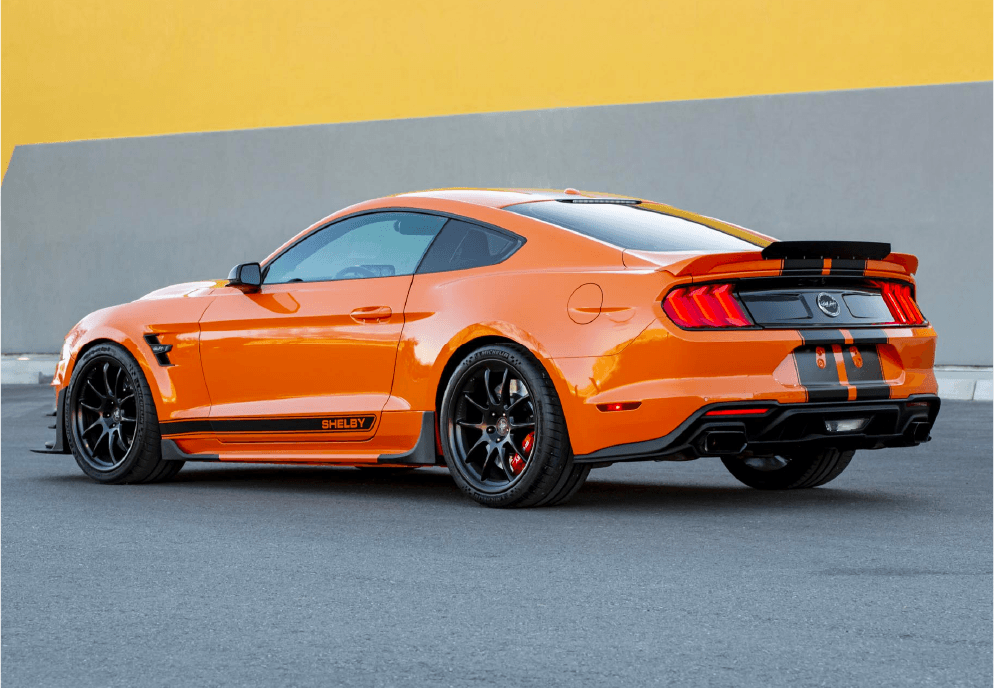 Carroll Shelby Signature Series Mustang Exterior