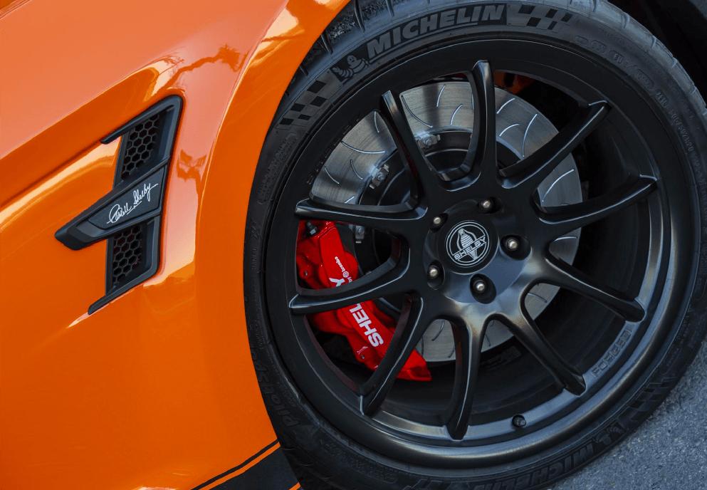 Carroll Shelby Signature Series Mustang Rims