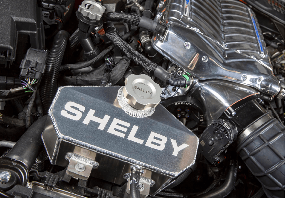 Carroll Shelby Signature Edition Engine