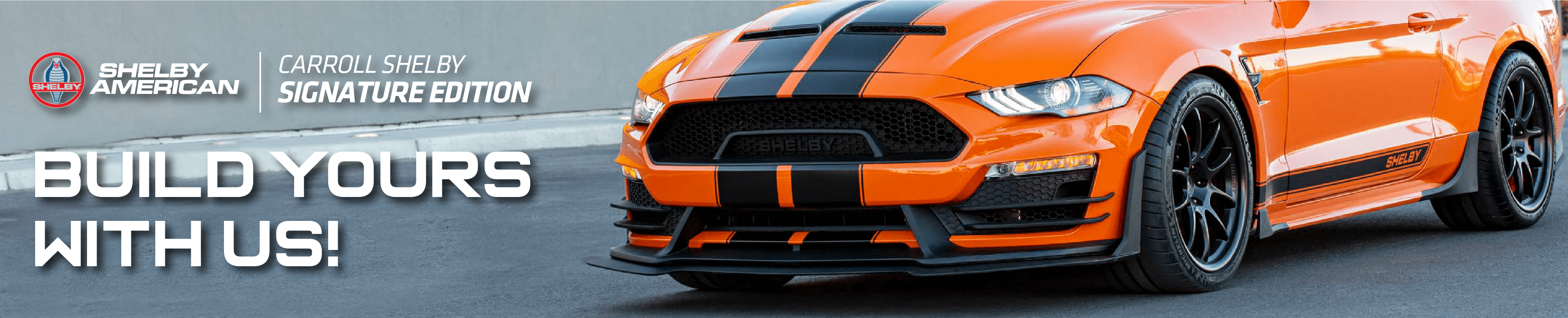 Build Your Carroll Shelby Signature Edition at Bayfield Ford