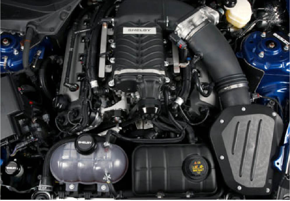 Shelby GT Engine