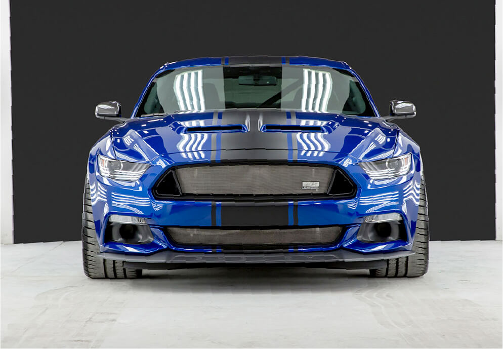 Shelby Super Snake Wide Body Front