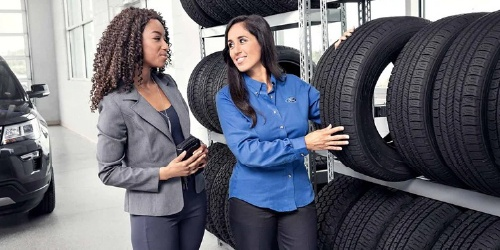 Buy All-Season Tires & Receive No-Charge Tire Storage