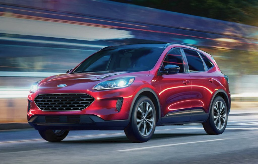 Bayfield Ford Barrie 2021 Escape Offer