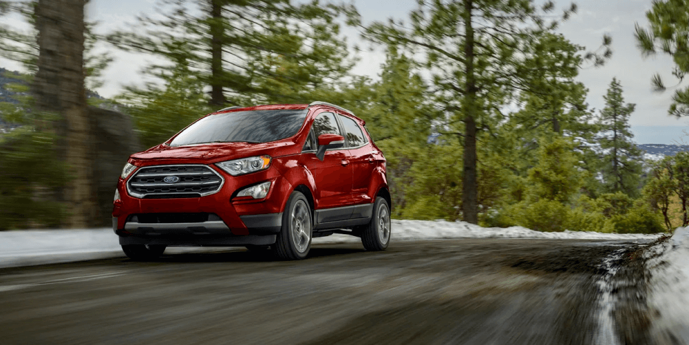 2021 Ford EcoSport Bayfield Ford Barrie