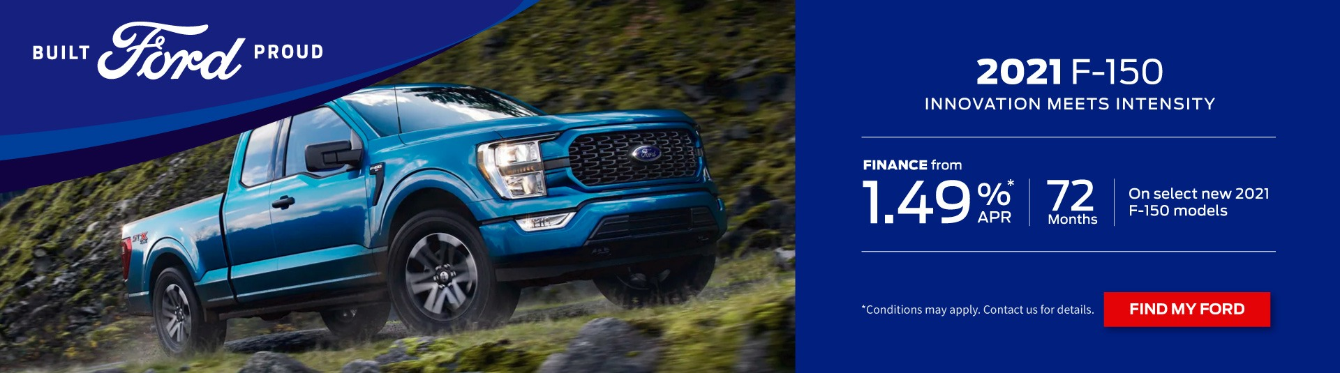 Bayfield Ford Barrie 2021 F150