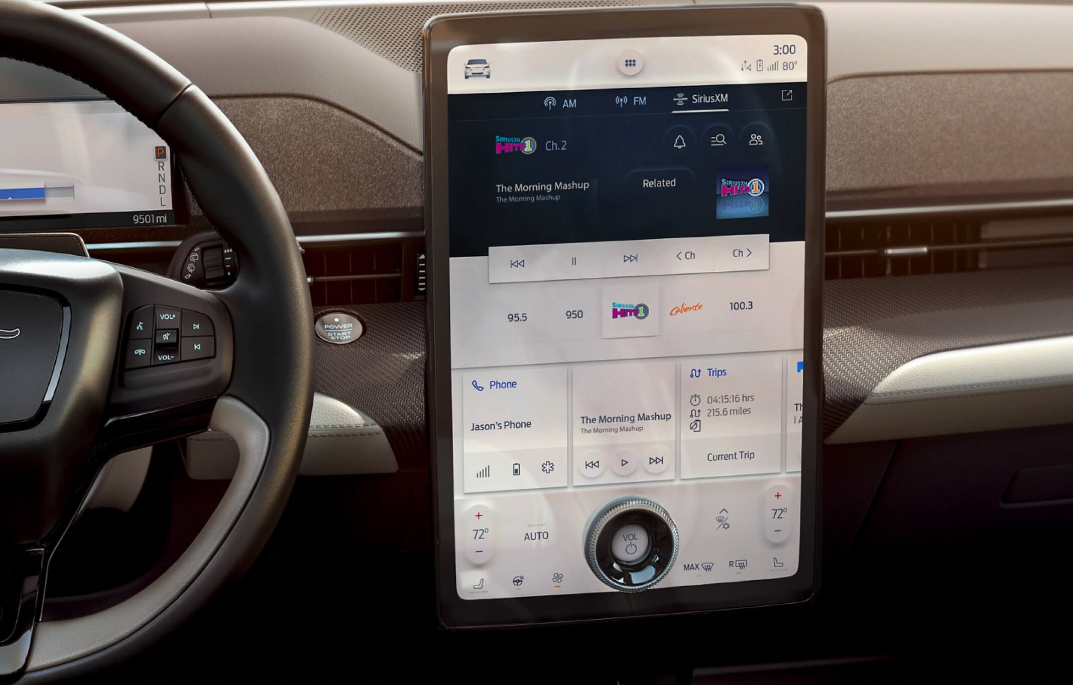 Ford Sync4 Bayfield Ford Barrie