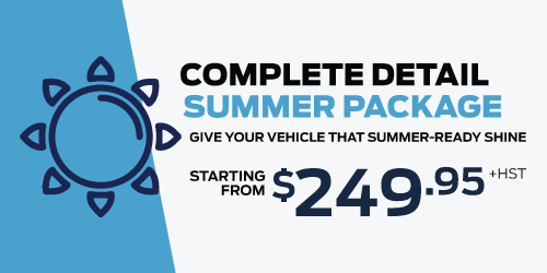 Summer Detail Package