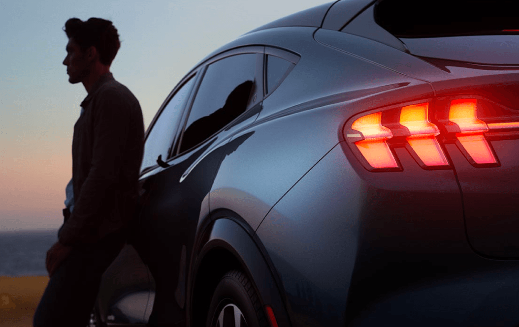 2021 Ford Mach E Auto Financing