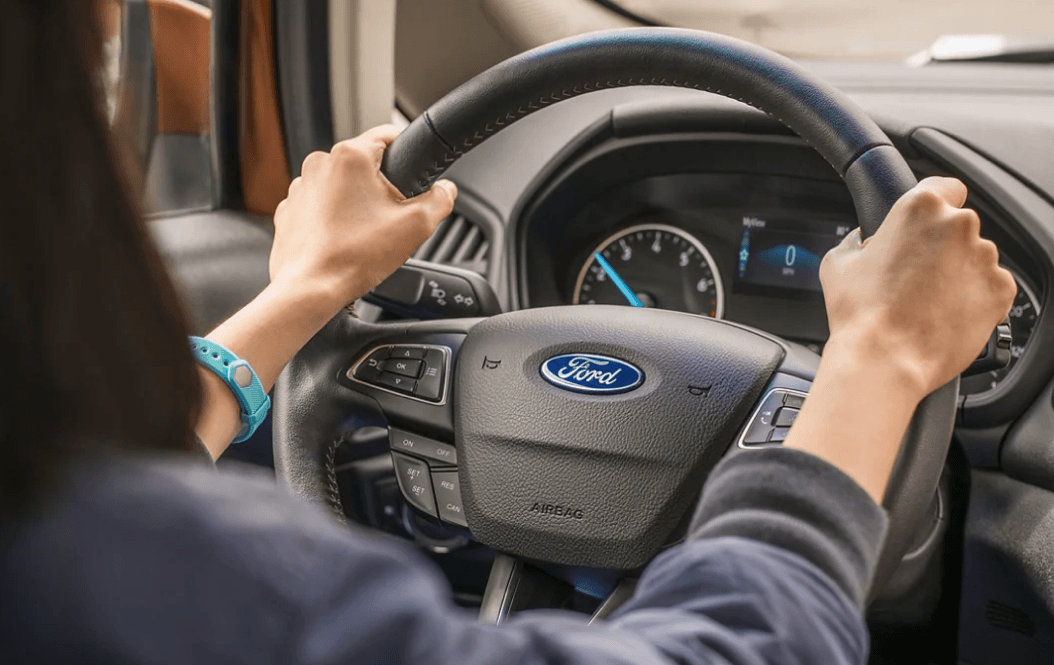 2021 Ford Interiors Bayfield Ford Barrie