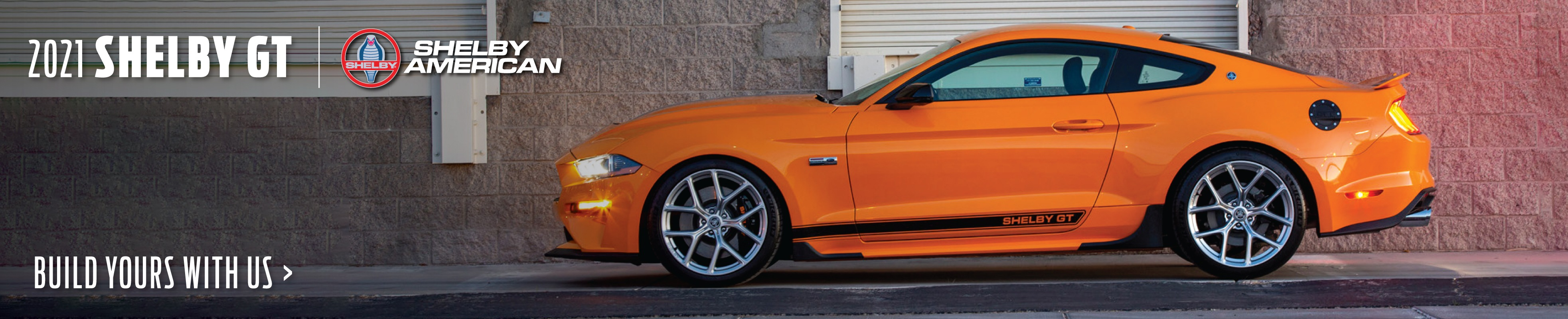 Build your Mustang Shelby GT at Bayfield Ford