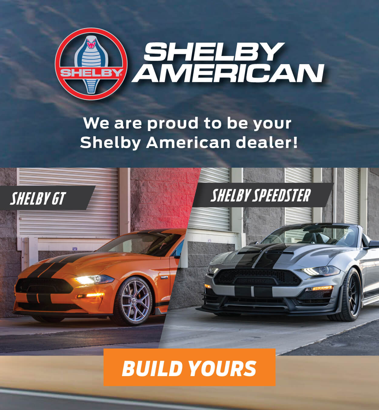 Bayfield Ford Barrie 2021 Shelby American