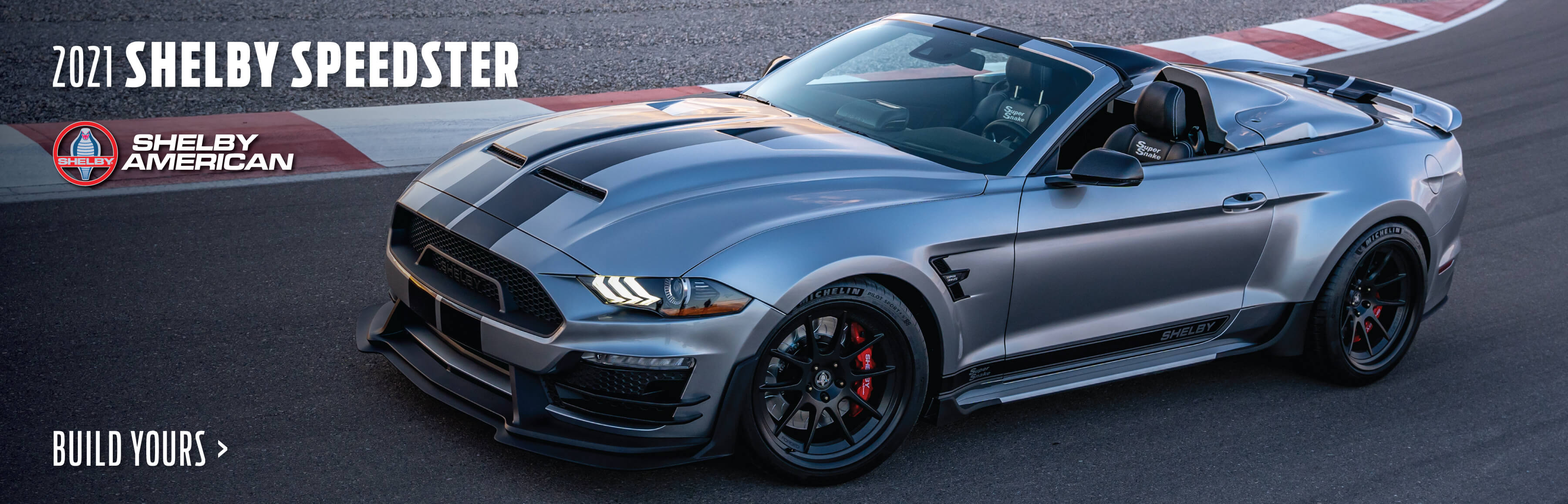 2021 Shelby Super Snake Speedster