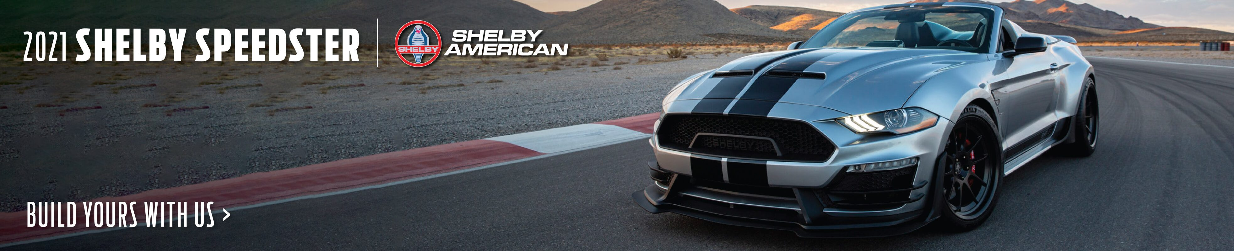 Build Your Shelby Super Snake at Bayfield Ford