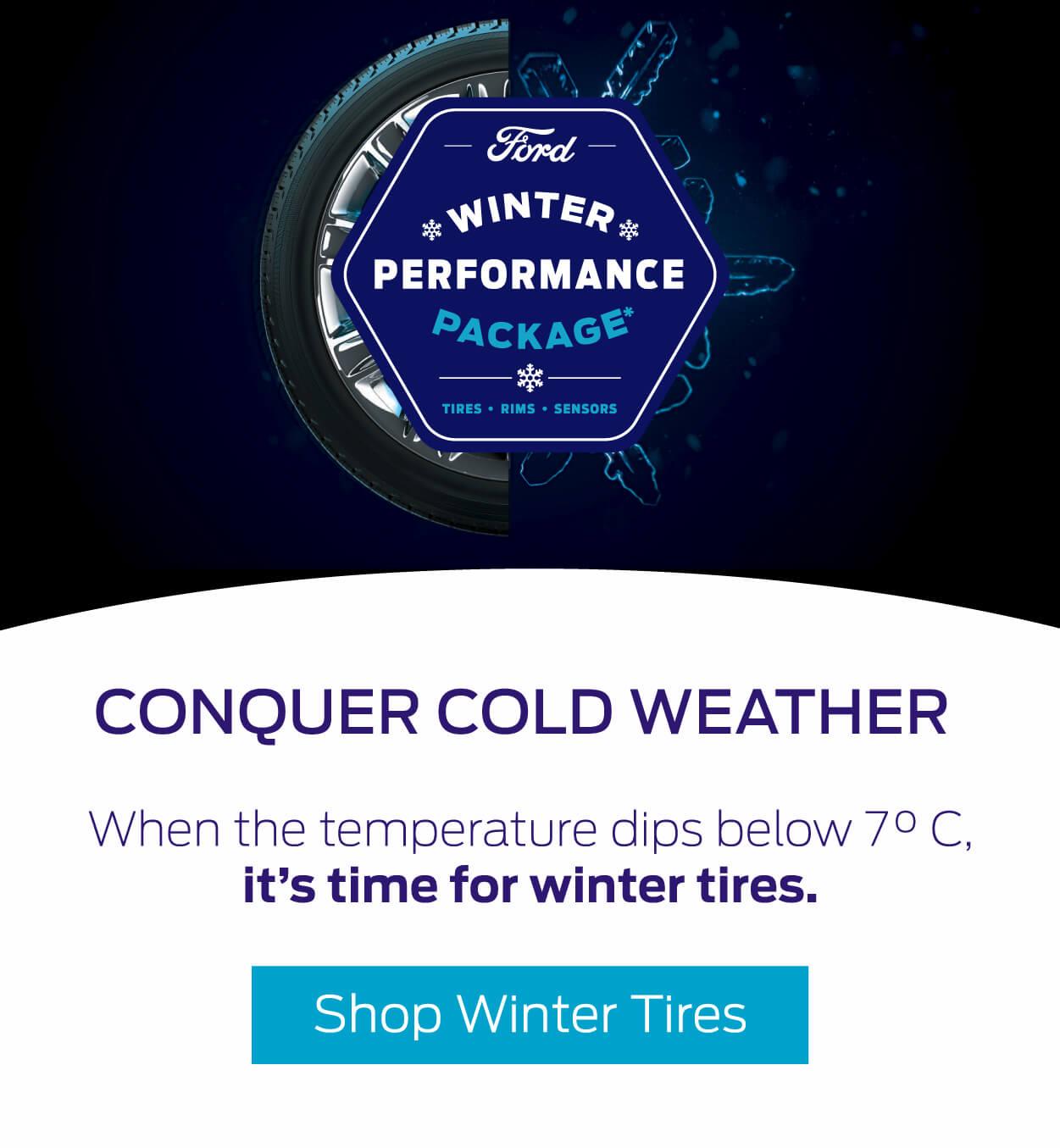 Winter Tires in Barrie